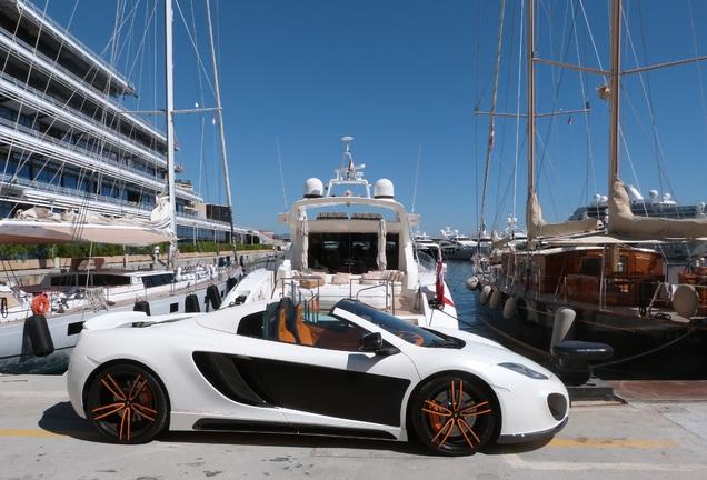 McLaren 12C Gemballa GT Spider