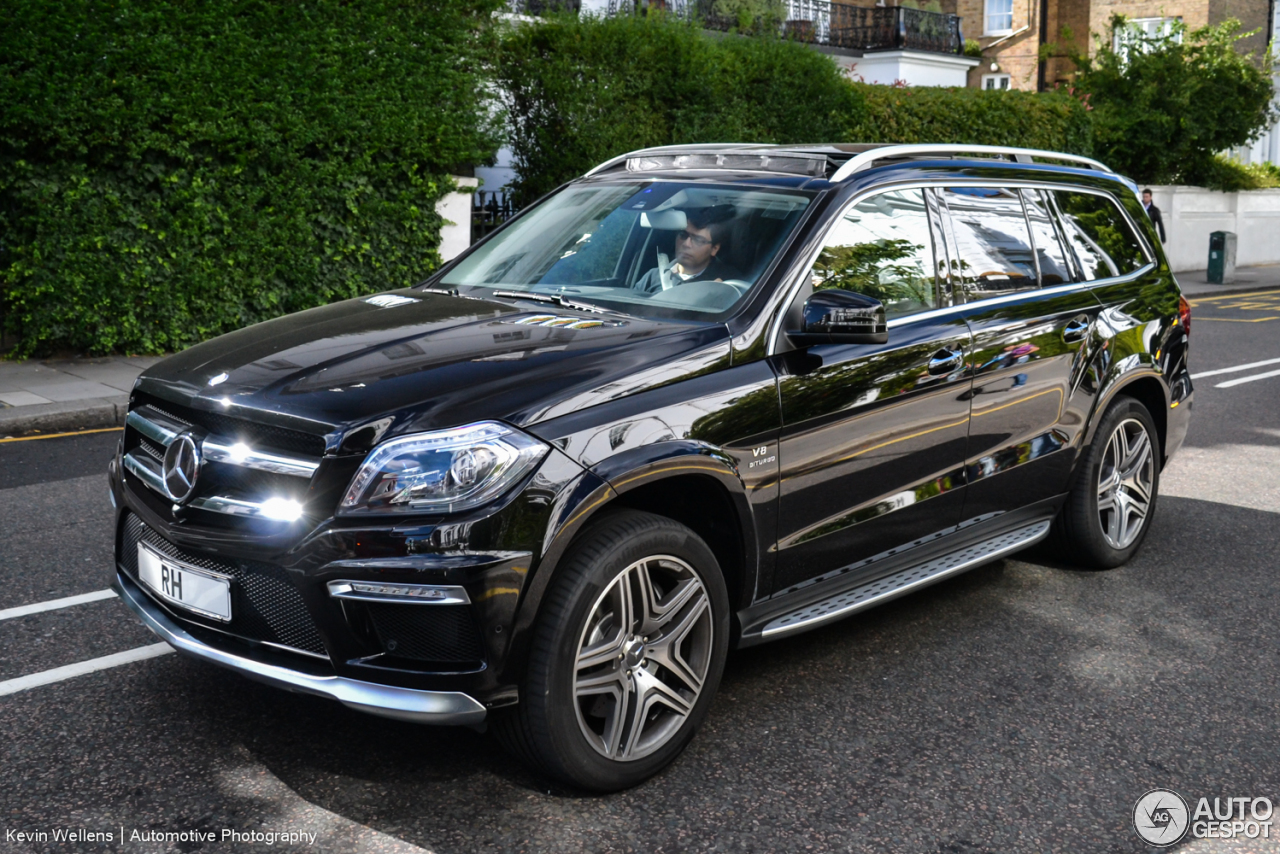 mercedes benz gl 63 amg x166 12 september 2013 autogespot. Black Bedroom Furniture Sets. Home Design Ideas