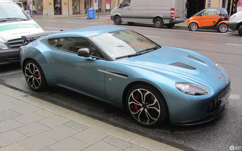 Aston Martin V12 Zagato 12 September 2013 Autogespot