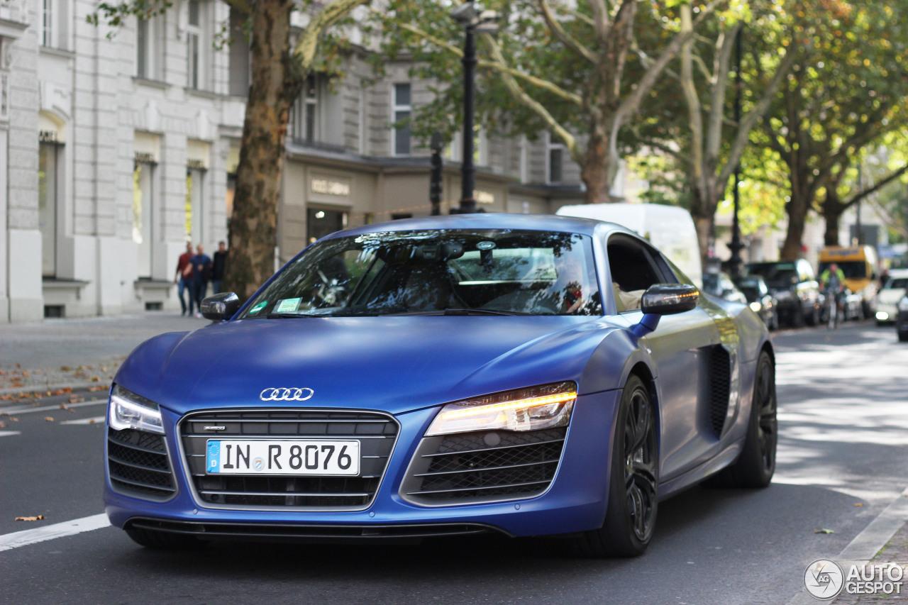 Audi R8 V10 Plus 2013 13 September 2013 Autogespot