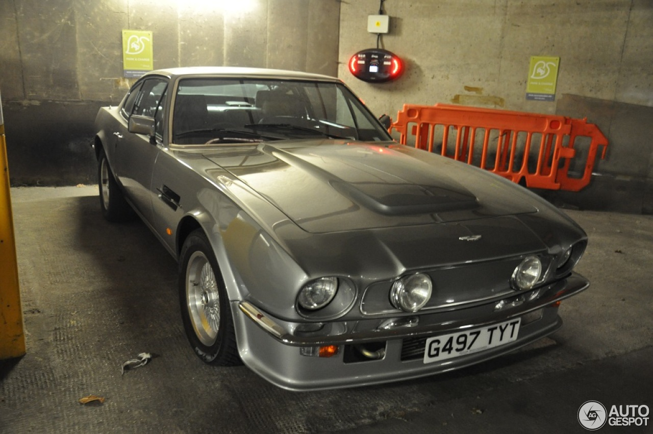 Aston Martin V8 Vantage 1977 1989 15 September 2013