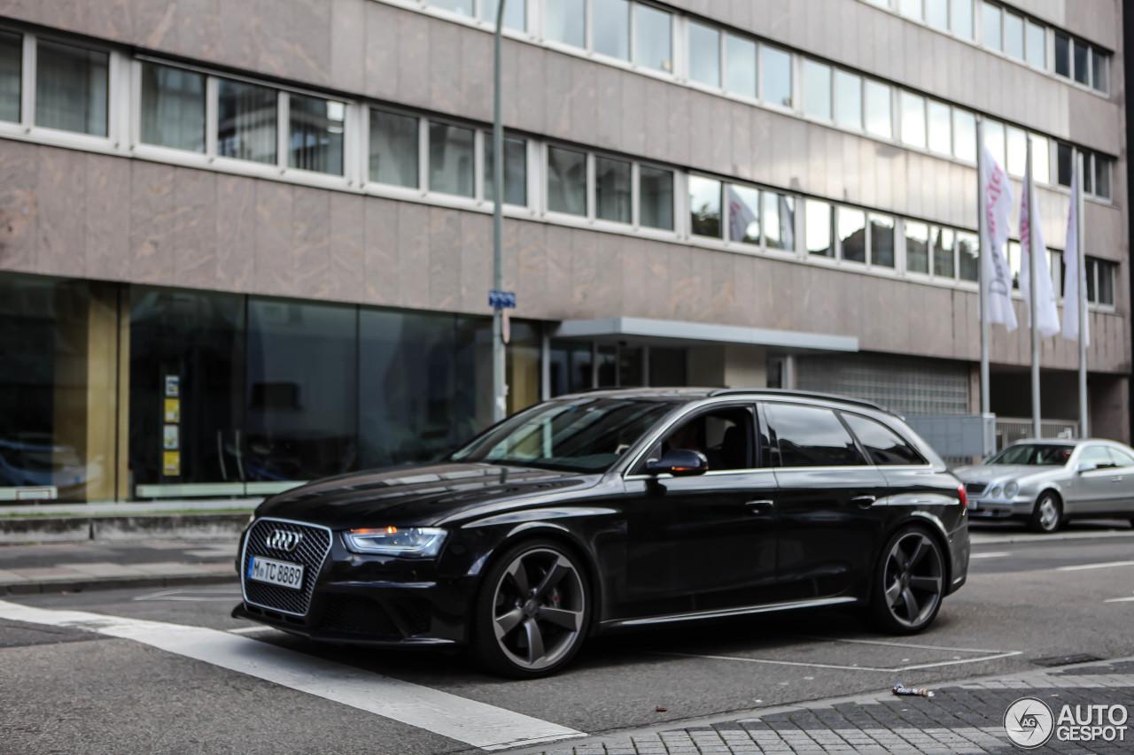 Audi Rs4 Avant B8 15 September 2013 Autogespot