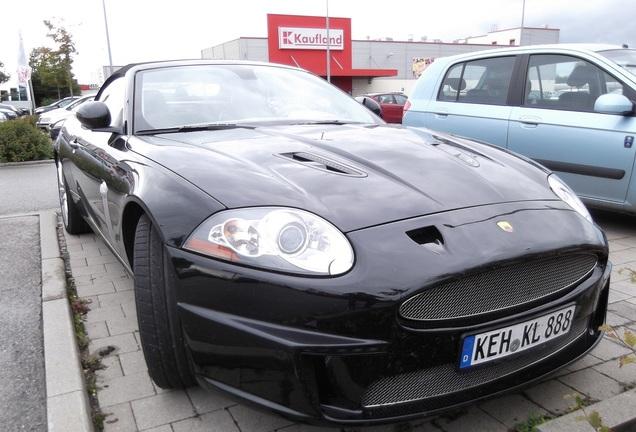Jaguar Arden XKR Convertible 2009