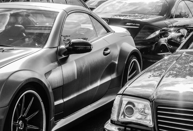 Mercedes-Benz Prior Design SL 63 AMG