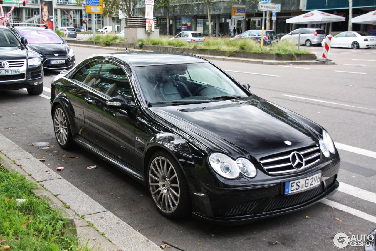 Mercedes Benz Clk 63 Amg Black Series 21 September 2013 Autogespot