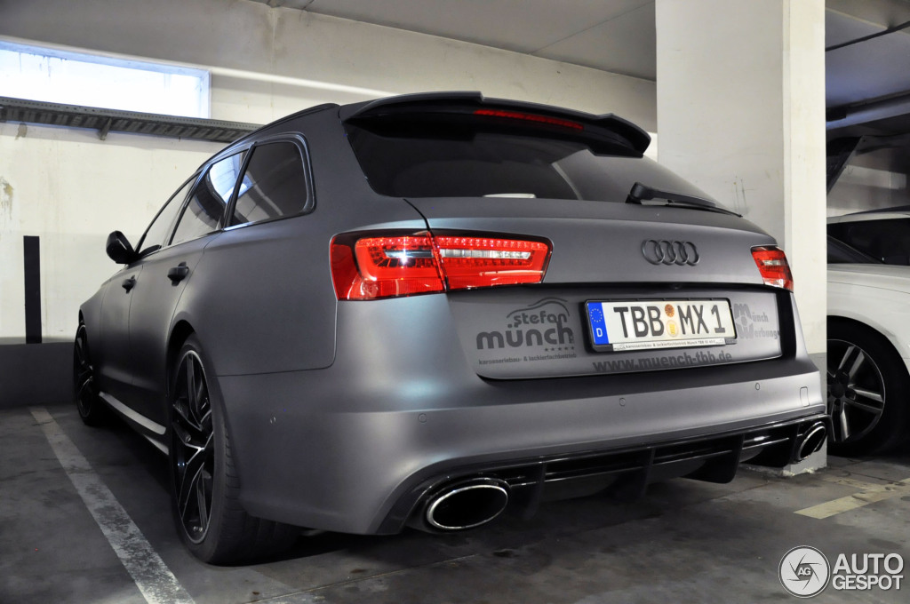 audi rs6 avant c7 29 september 2013 autogespot. Black Bedroom Furniture Sets. Home Design Ideas