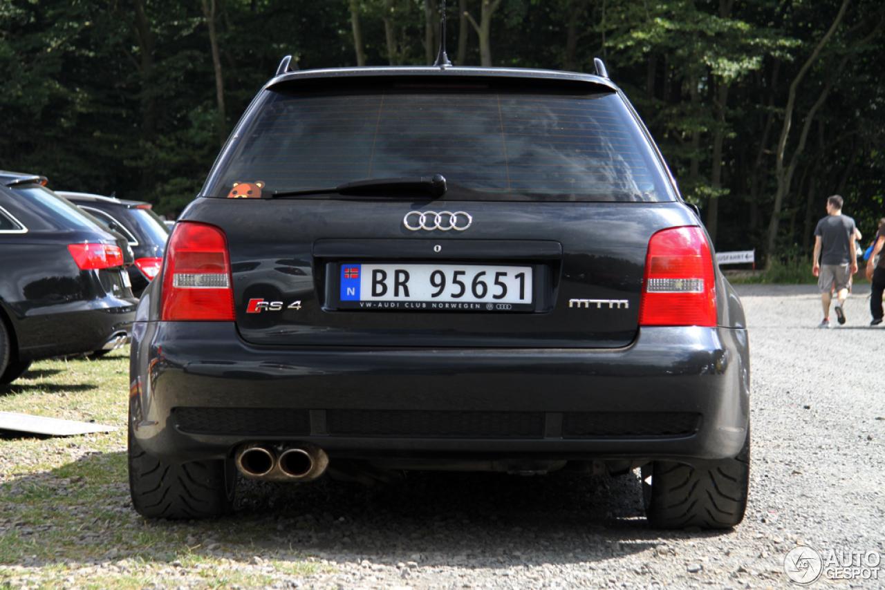 Audi Mtm Rs4 Avant B5 1 October 2013 Autogespot