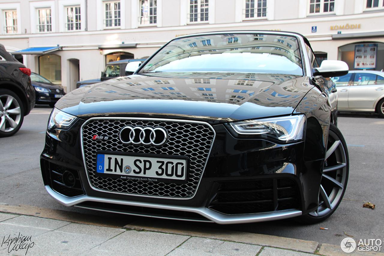 Audi Rs5 Cabriolet B8 2 Oktober 2013 Autogespot