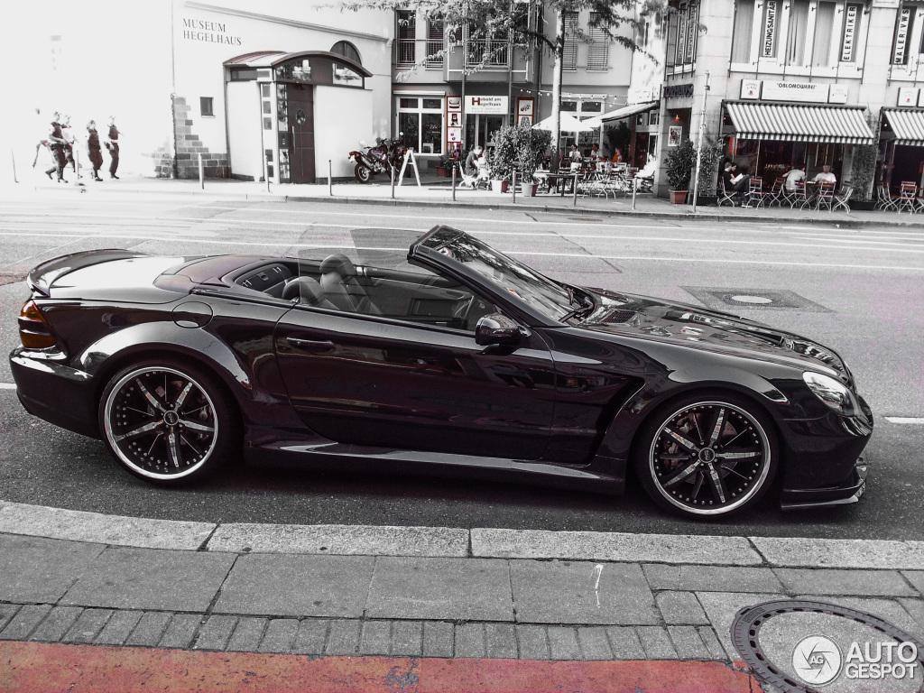 Mercedes benz ac tuning sl 63 amg 3 october 2013 for Mercedes benz ac