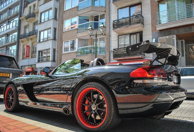 Dodge Viper SRT-10 Roadster Black Mamba Edition