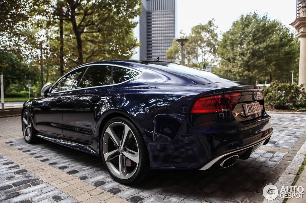 Audi Rs7 Sportback 7 October 2013 Autogespot