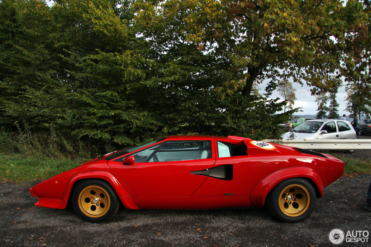 Lamborghini Countach 5000 Quattrovalvole 7 October 2013