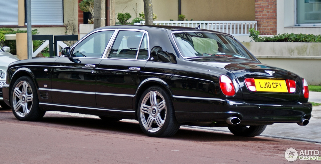 Bentley Arnage T Final Series 12 October 2013 Autogespot