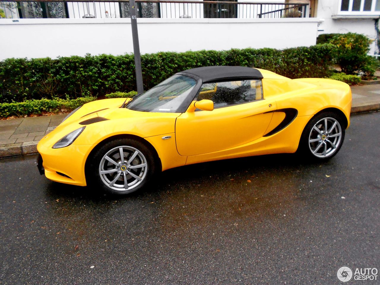 lotus elise s3 r 12 oktober 2013 autogespot. Black Bedroom Furniture Sets. Home Design Ideas