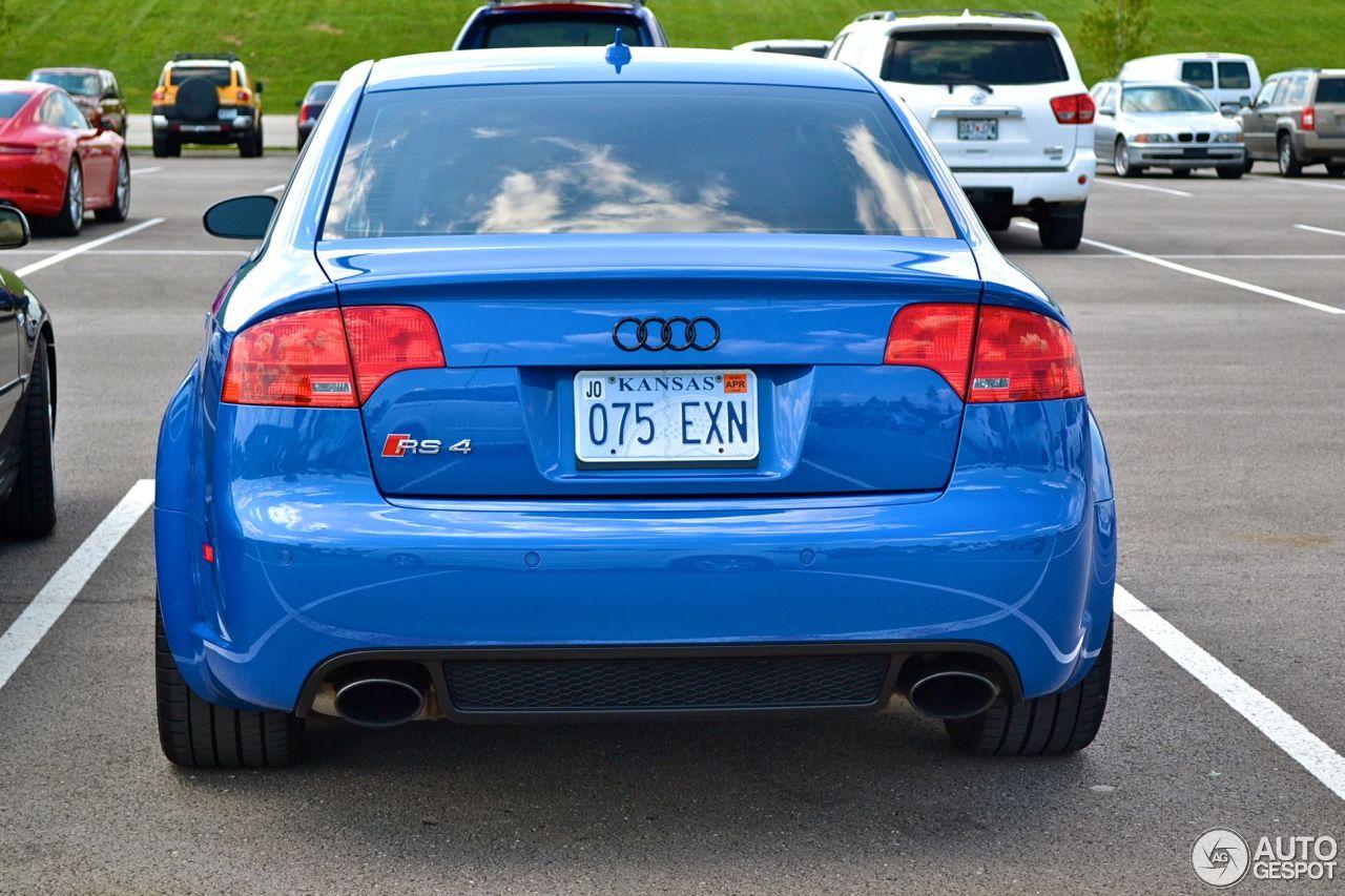 Audi Rs4 Sedan 17 Pa 188 Dziernik 2013 Autogespot