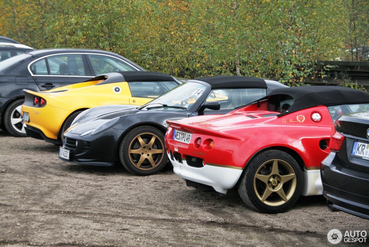 Lotus Elise S1 Type 49 - 20 October 2013 - Autogespot