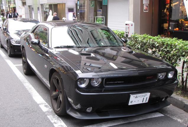 Dodge Challenger SRT-8 392