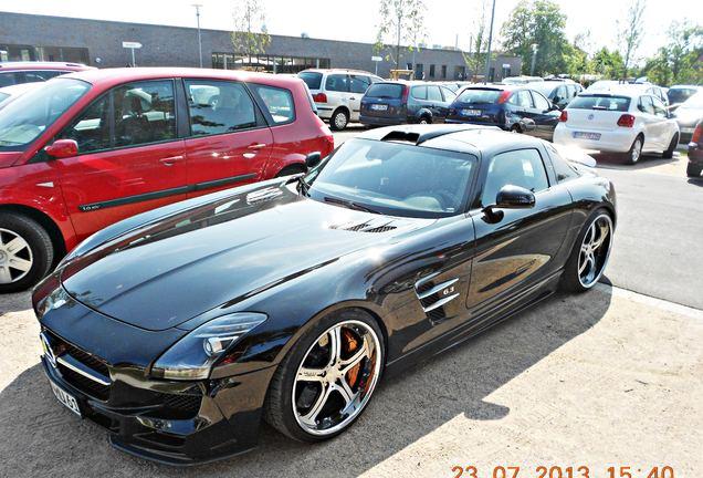 Mercedes-Benz MEC Design SLS AMG
