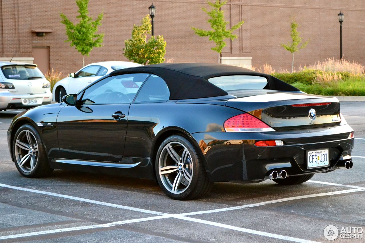 Bmw M6 E64 Cabriolet 25 October 2013 Autogespot