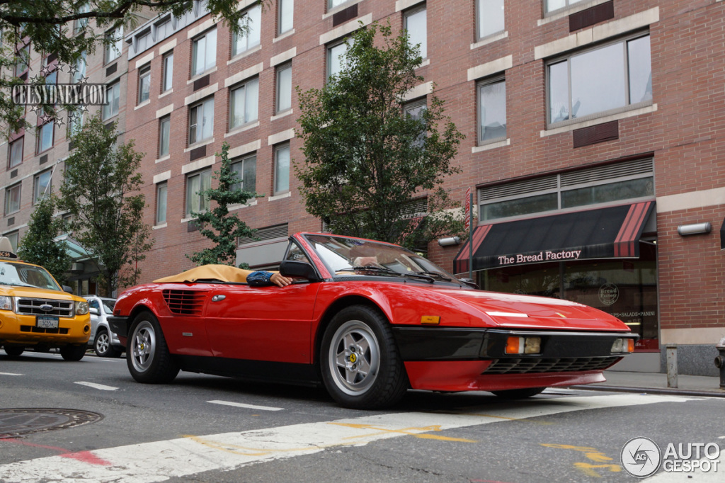 ferrari mondial 8 cabriolet 26 oktober 2013 autogespot. Black Bedroom Furniture Sets. Home Design Ideas