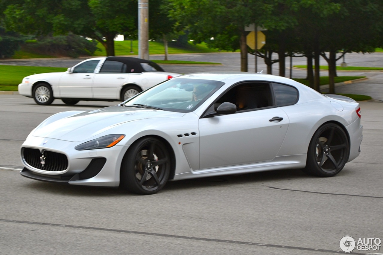 maserati granturismo mc stradale 27 october 2013 autogespot. Black Bedroom Furniture Sets. Home Design Ideas