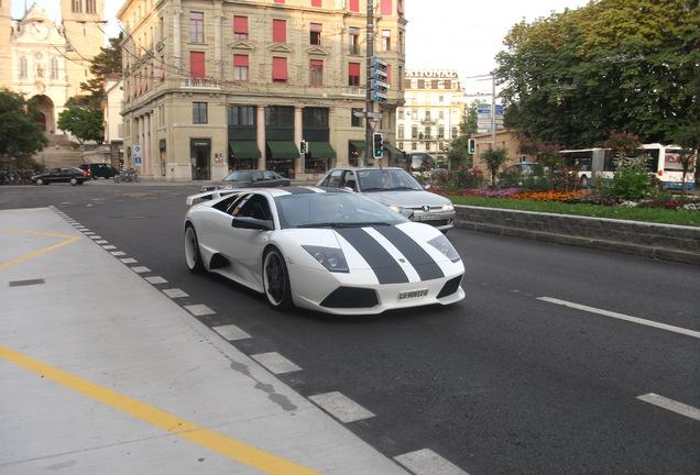 Lamborghini Murciélago LP640 Le Mans