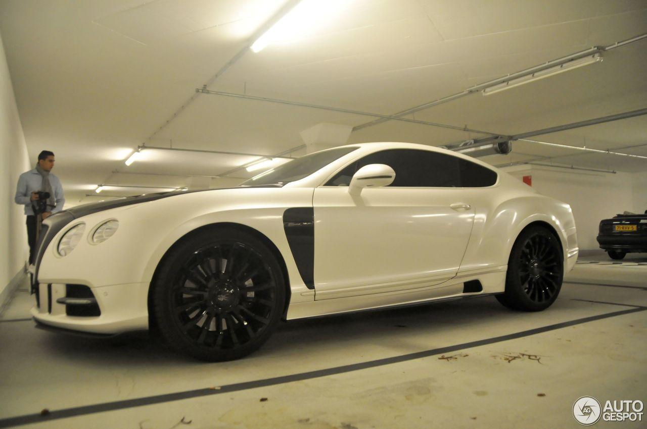 Bentley mansory continental gt 2012 28 oktober 2013 for O garage arnage