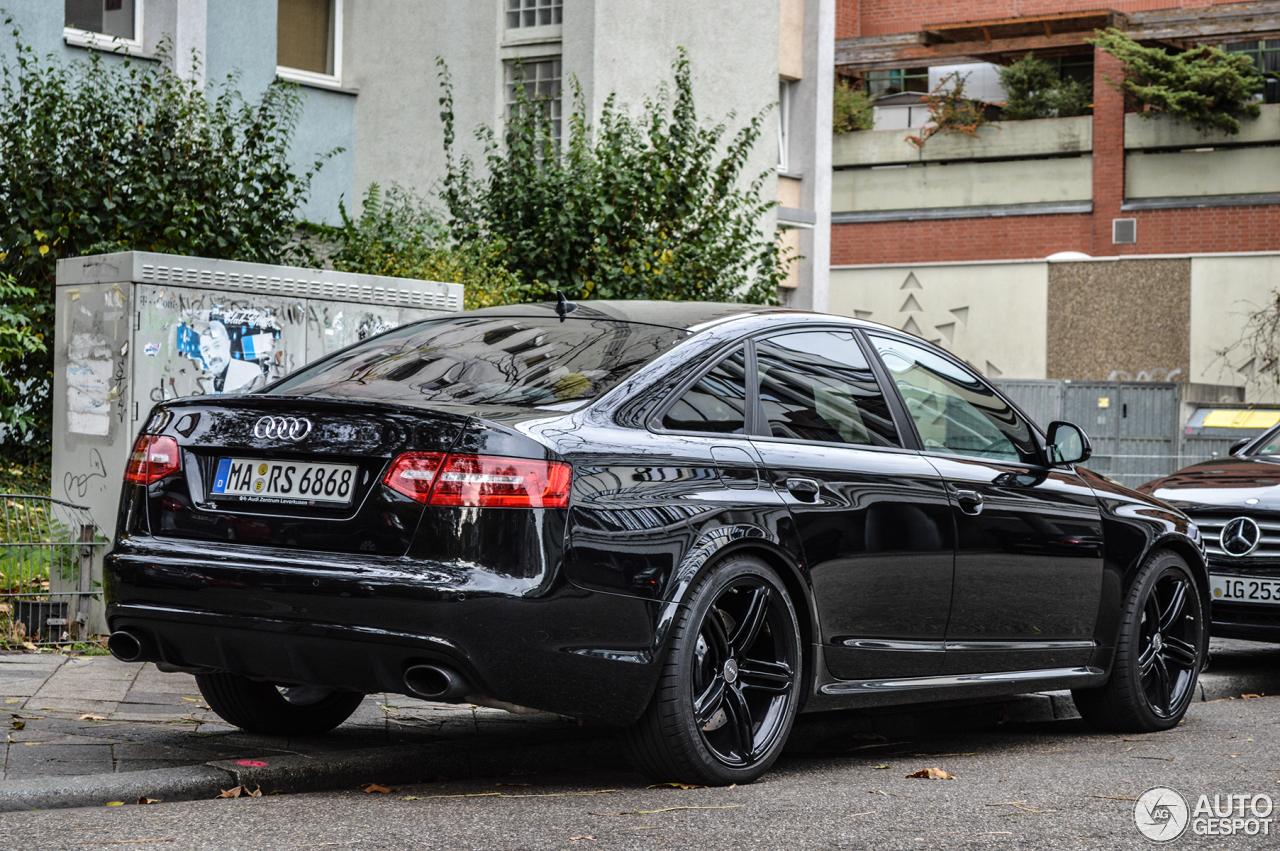 Audi RS6 Plus Sedan C6 - 29 October 2013 - Autogespot