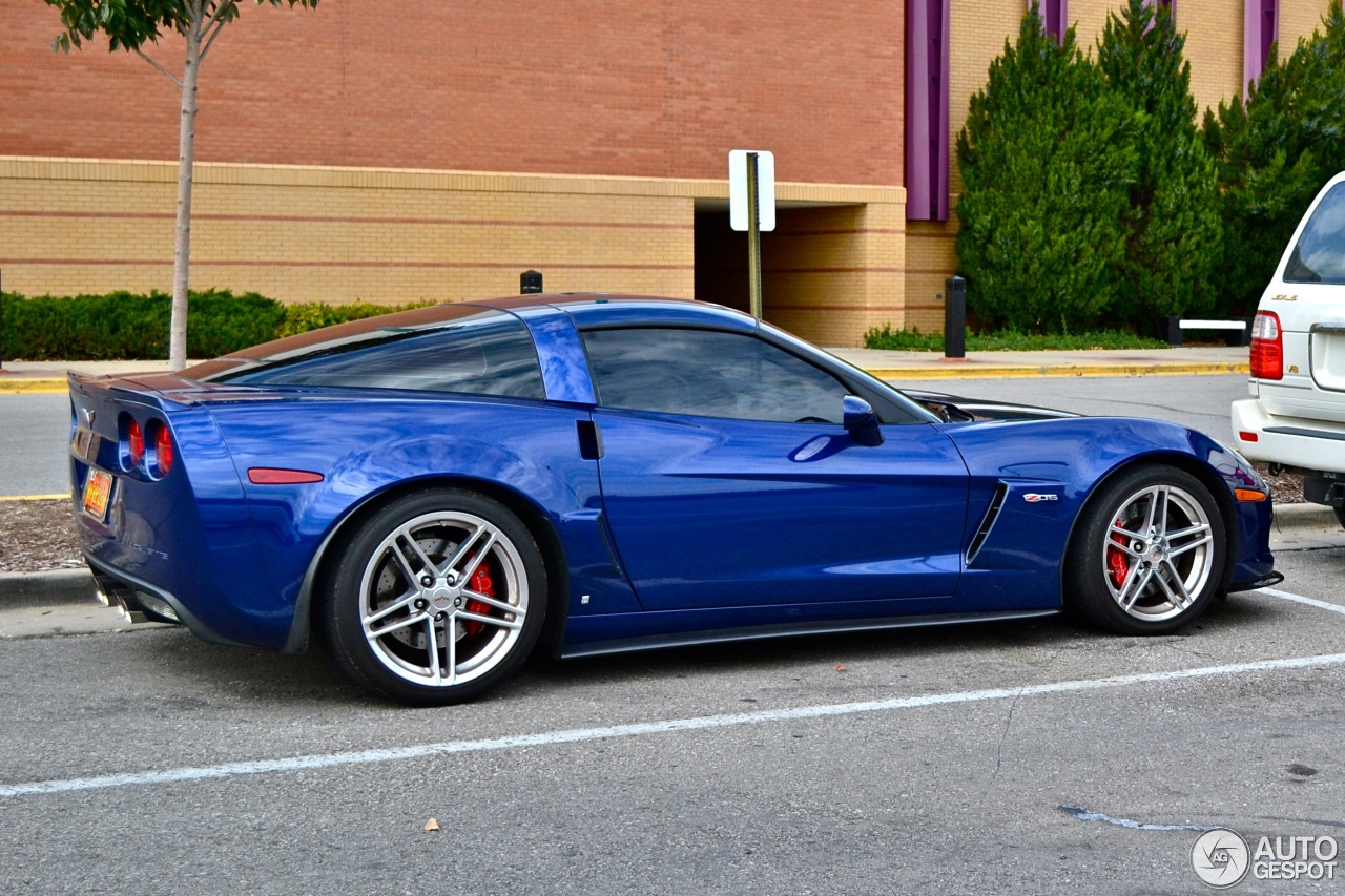 Chevrolet Corvette C6 Z06 29 October 2013 Autogespot
