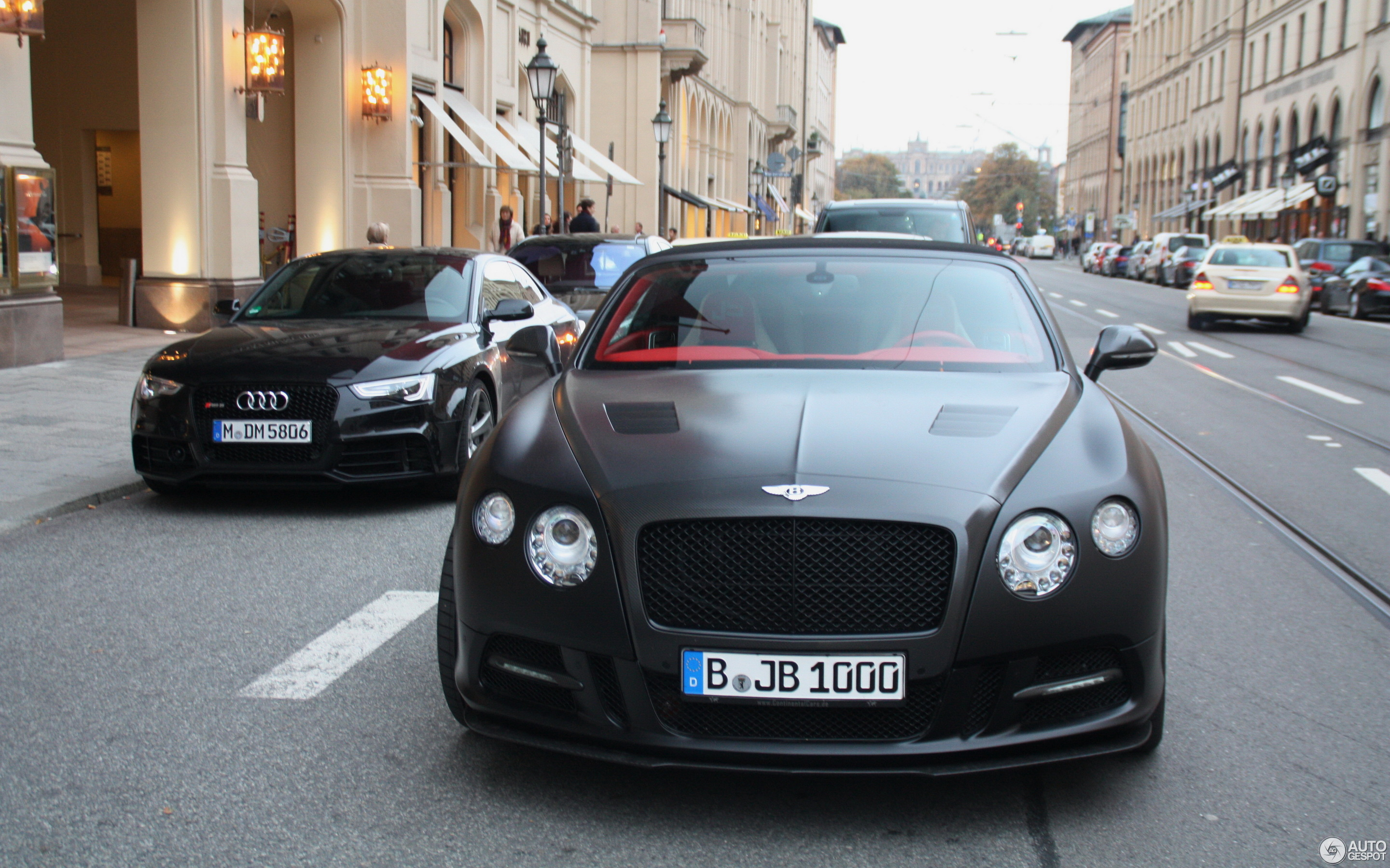 Bentley Mansory Continental GTC V8