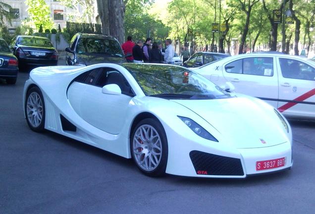 Spania GTA Spano 2010