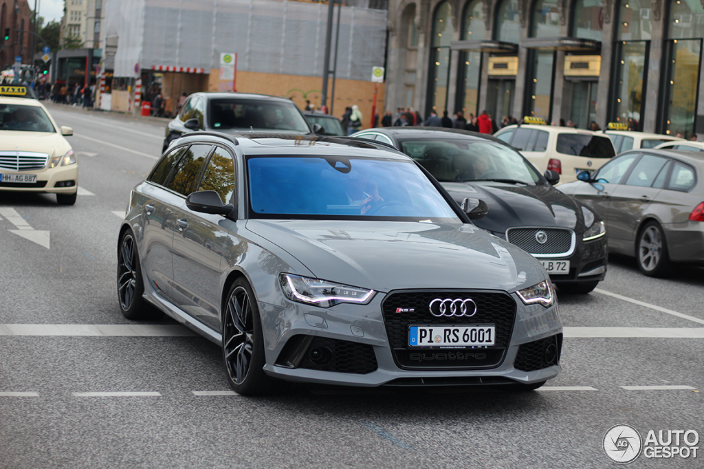 Audi rs6 avant c7 3 november 2013 autogespot for S line exterieurpaket a4