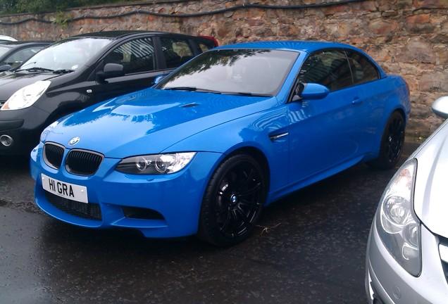 BMW M3 E93 Cabriolet
