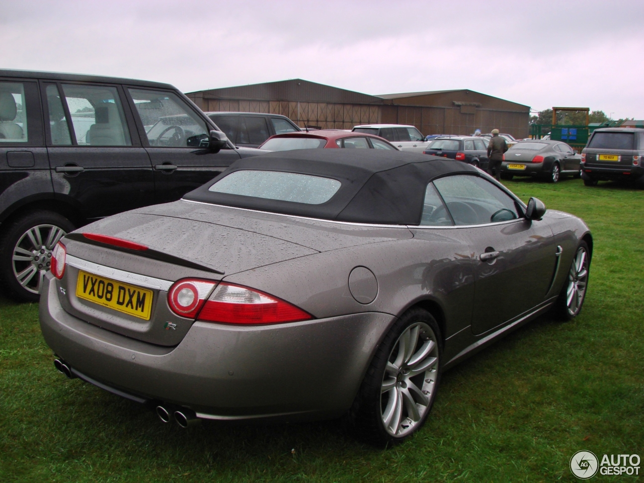 2006 Jaguar XKR Convertible related infomation ...