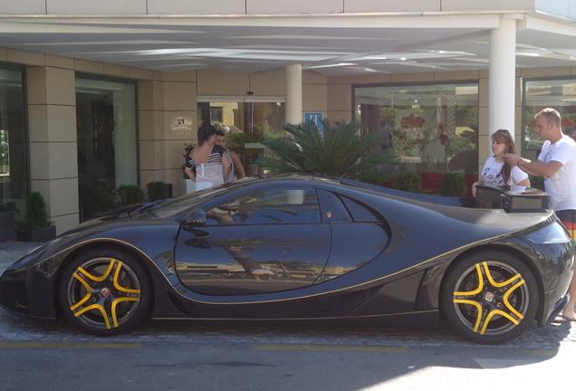 Spania GTA Spano 2013