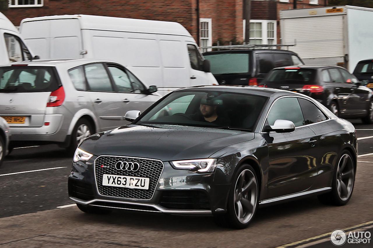 Audi Rs5 B8 2012 8 November 2013 Autogespot