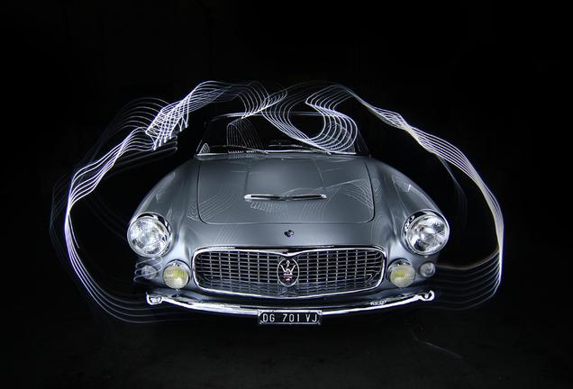 Maserati 3500GTI Spider Vignale