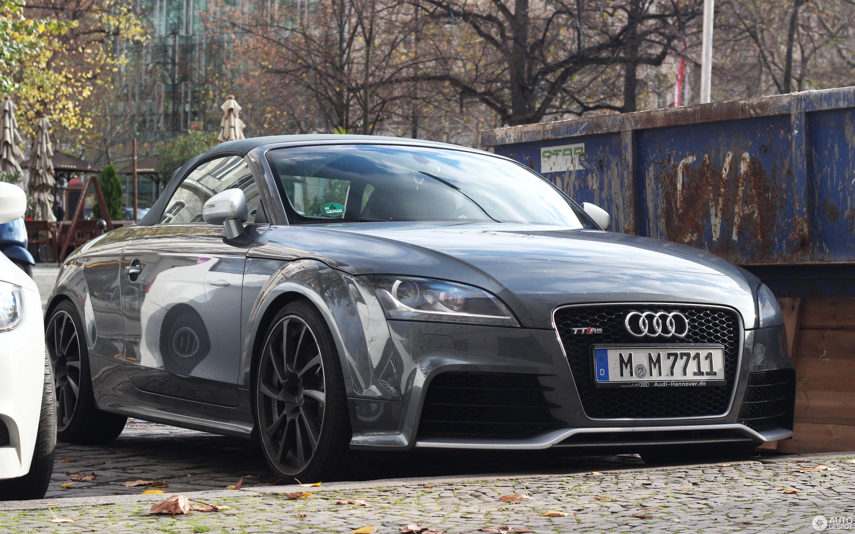 Audi Abt Tt Rs Roadster 9 November 2013 Autogespot