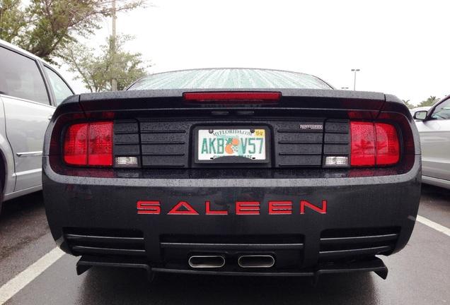 Saleen S281 3-Valve