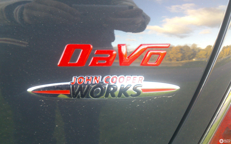 Mini R56 John Cooper Works GP