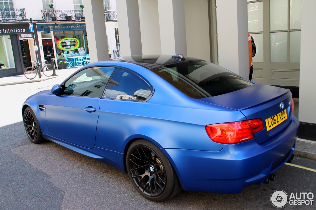 Bmw M3 E92 Coup 233 M Performance Edition 13 November 2013