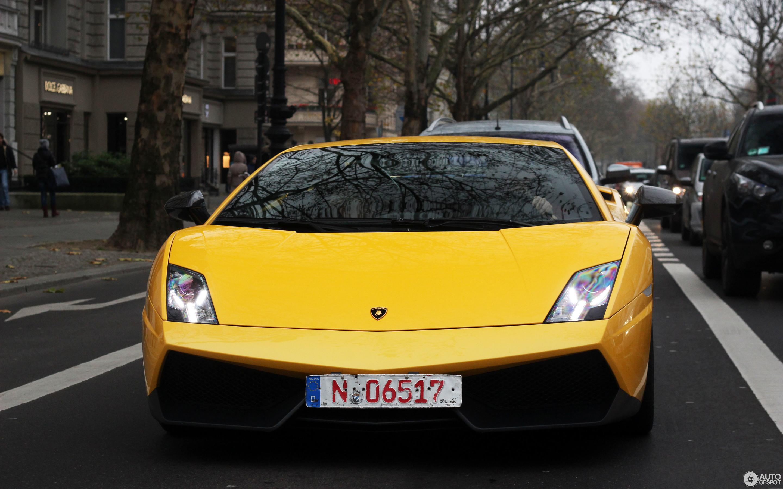 Lamborghini Gallardo Lp570 4 Superleggera 16 November 2013