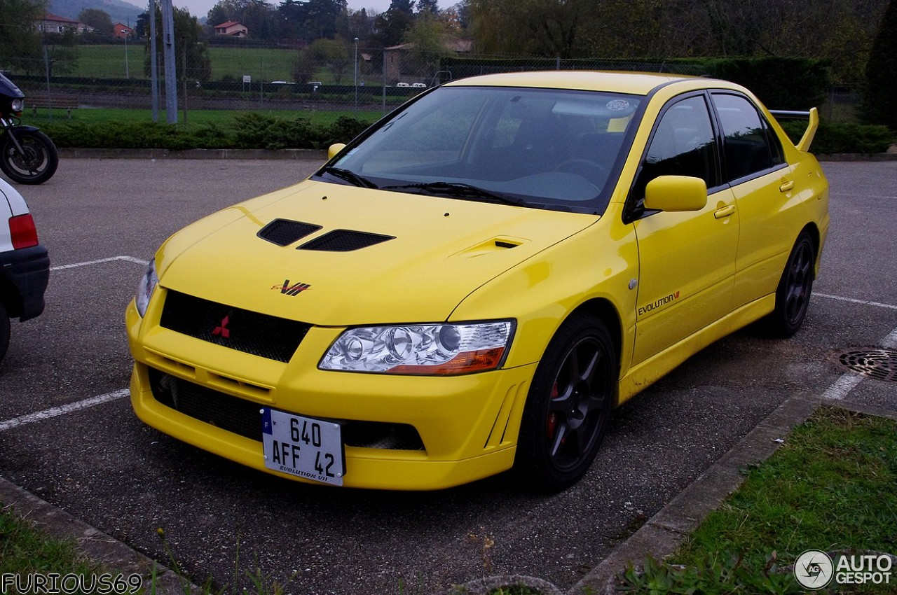 2016 Lancer Evolution >> Mitsubishi Lancer Evolution VII - 17 November 2013 - Autogespot