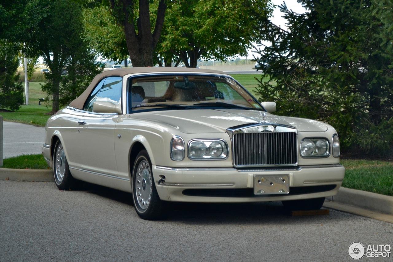 Rolls Royce Corniche 17 Novembre 2013 Autogespot