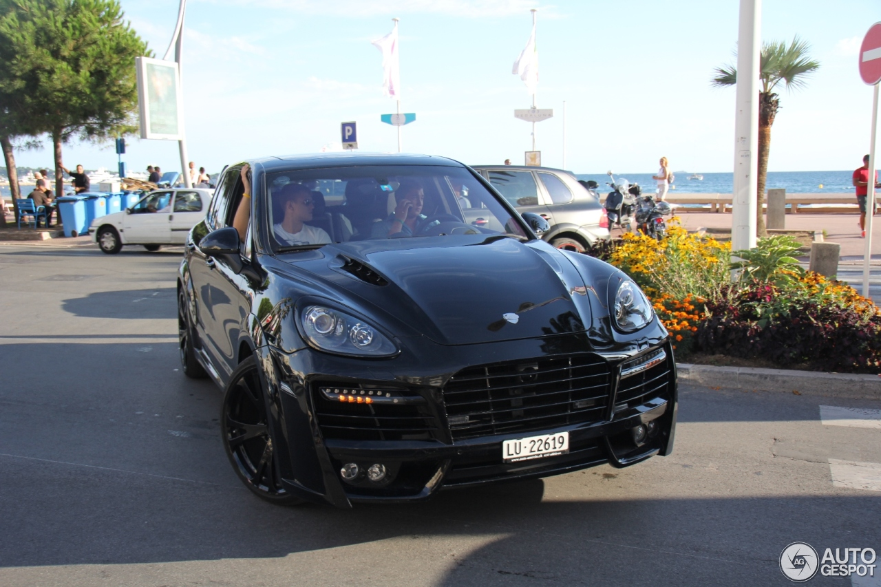 porsche cayenne techart magnum 2011 20 novembre 2013 autogespot. Black Bedroom Furniture Sets. Home Design Ideas
