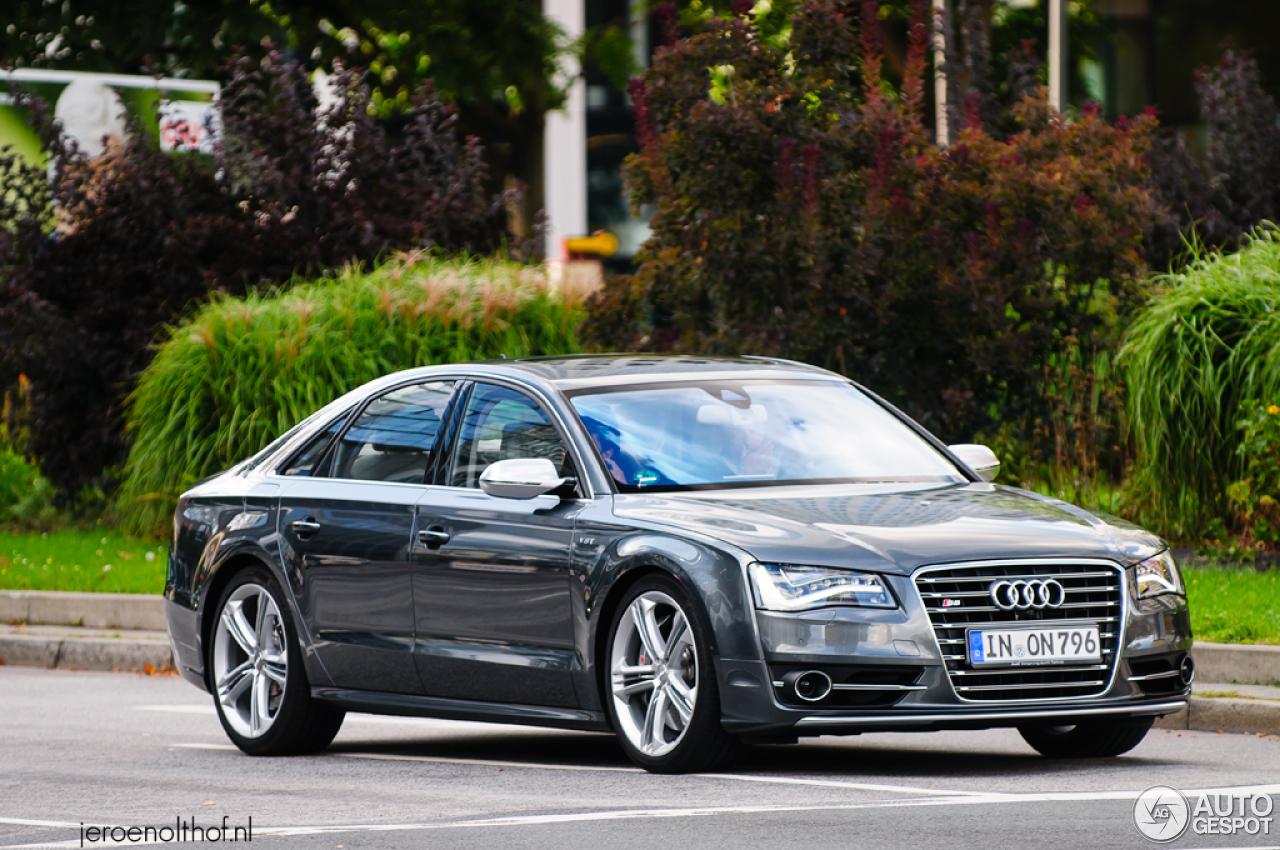 Audi S8 D4 - 24 November 2013 - Autogespot