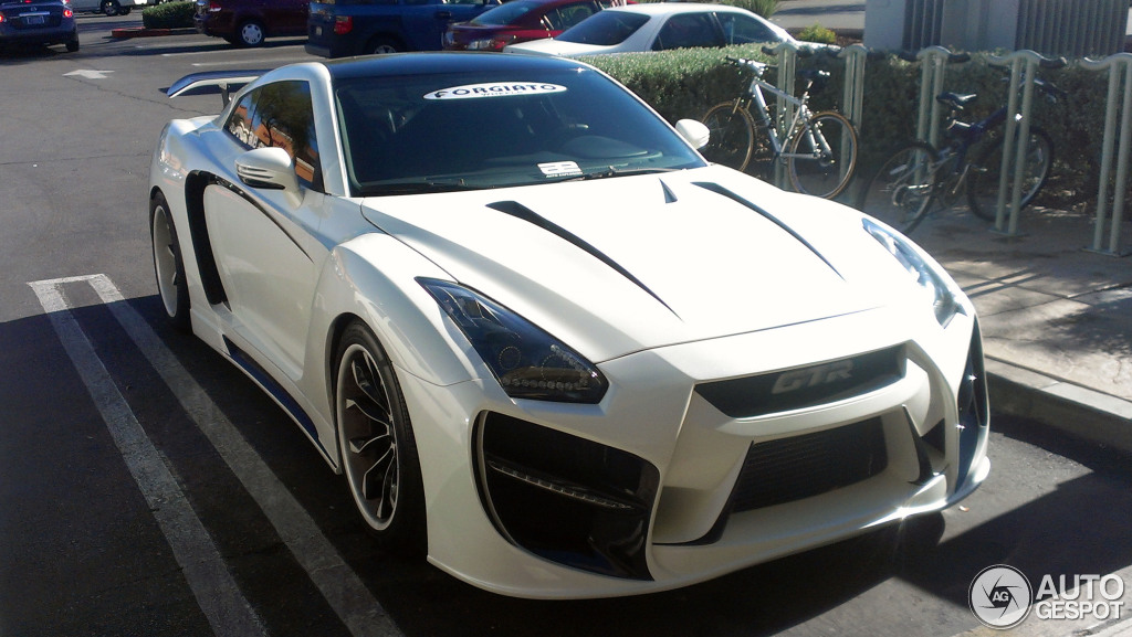 Nissan Gt R 25 November 2013 Autogespot