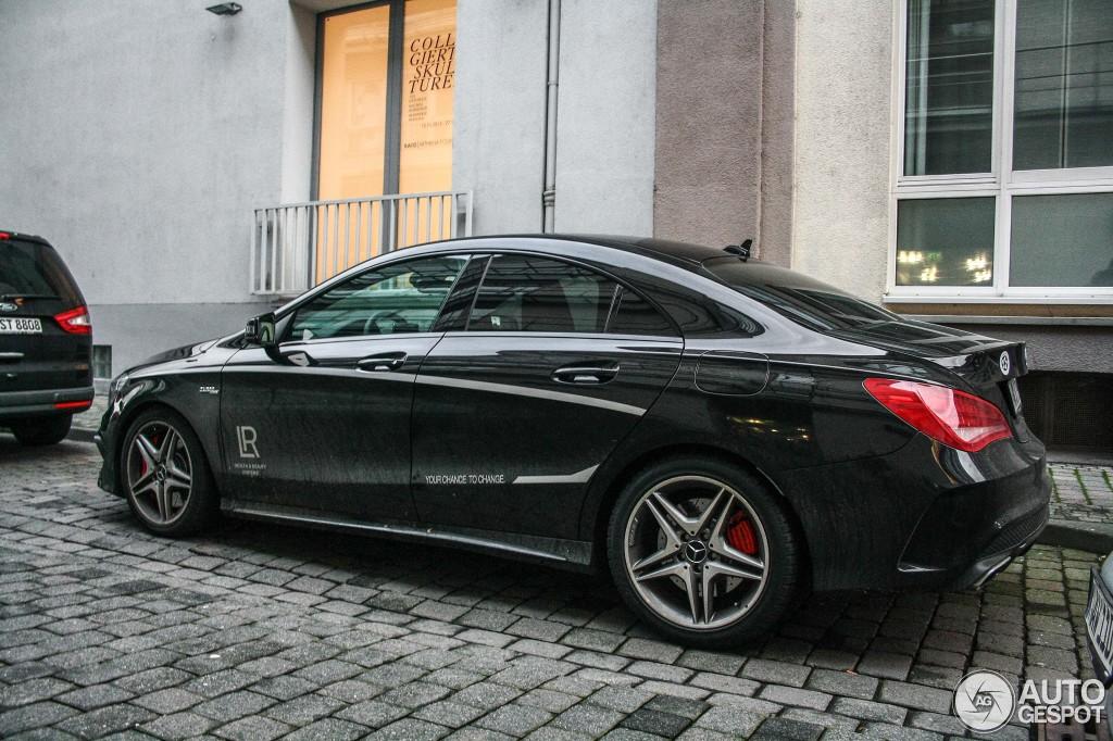 Mercedes Cla 45 Amg For Sale >> Mercedes-Benz CLA 45 AMG C117 - 30 November 2013 - Autogespot