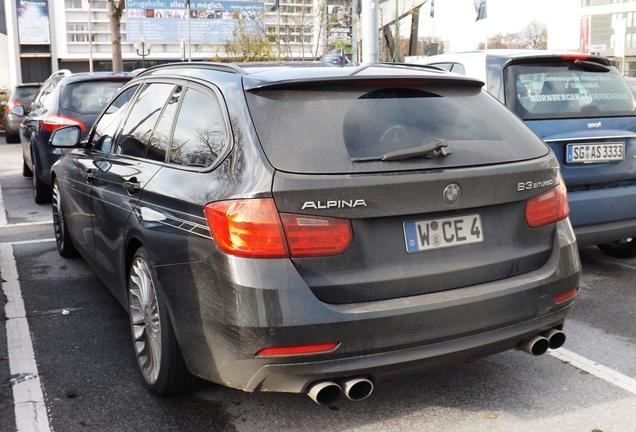 Alpina B3 Bi-Turbo Touring 2013
