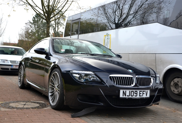 BMW G-Power M6 E63